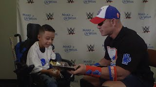 Download Alex ″The Bulldog″ from Make-A-Wish designs a John Cena Mattel action figure Video