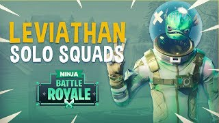 Download Leviathan Solo Squads! - Fortnite Battle Royale Gameplay - Ninja Video