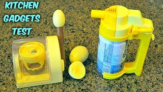 Download 7 Kitchen Gadgets put to the Test - Part 14 Video