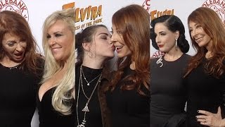 Download ″Elvira, Mistress of the Dark″ Book Launch Arrivals Video