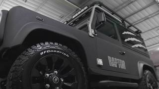 Download RAPTOR® Land Rover Makeover Video