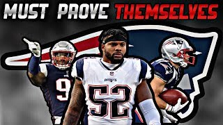 Download 5 Patriots Players that MUST prove themselves during Training Camp Video