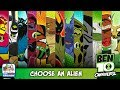 Ben 10 Omniverse: Omniverse Collection - Completing Hard Mode (Cartoon Network Games)