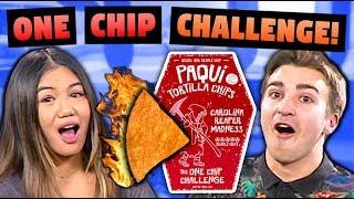 Download ONE CHIP CHALLENGE!!! (Walk on Legos Punishment) Video