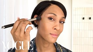 Download Mj Rodriguez's Guide to Effortless Red Carpet Glam | Beauty Secrets | Vogue Video