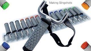 Download Making Aluminum Slingshots / Catapults (type #1) - TIG Welding Video