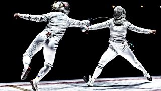 Download The Physics and Speed of Fencing Video