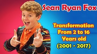 Download Sean Ryan Fox transformation from 2 to 16 years old Video