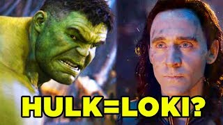 Download INFINITY WAR - Where Was Hulk? (Loki = Banner Theory EXPLAINED!) Video
