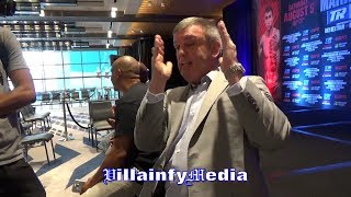 Download EPIC TEDDY ATLAS CANELO VS GOLOVKIN BREAK DOWN; REVEALS ONE MAJOR MISTAKE CANELO MAKES? Video