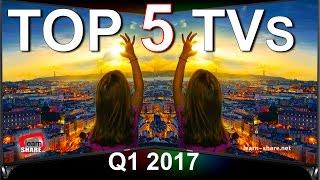 Download Top 5 Best TVs 2017 - Ultra HD 4K, HDR, 1080p Screen's Video