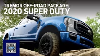 Download The New 2020 F-Series Tremor Off-Road Package | Super Duty® | Ford Video