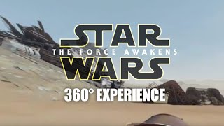 Download Star Wars - The Force Awakens (360 degrees experience) Video