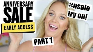 Download Nordstrom Anniversary Sale Try On! #nsale 2018 Part 1 Video