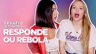 Download LUÍSA SONZA RESPONDE: QUEM DEU PT NO CASAMENTO, PRIMEIRA VEZ, WHINDERSSON... | Foquinha Video