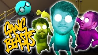 Download BUTT TOO STRONG! | Gang Beasts (Funny Moments) Video