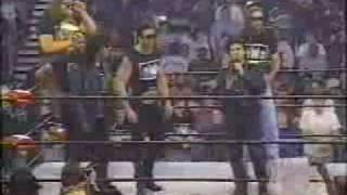 Download Buff Bagwell joins the nWo Video