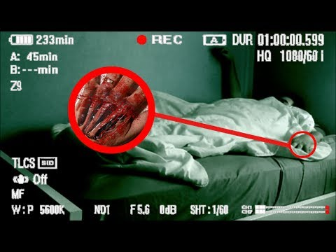 (PARANORMAL SLEEP) RECORDING MYSELF SLEEPING AT 3 AM | DO NOT RECORD YOURSELF SLEEPING!!