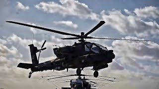 Download Apaches Takeoff • U.S. Army Attack Helicopters Video