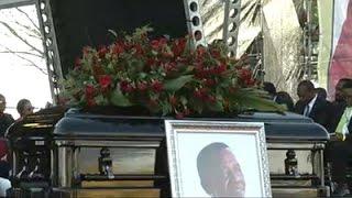 Download David Masondo's funeral service Video