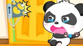 Download Baby Panda Daily Life | Kids Stay Home Safety And What Does Baby Do Daily - Fun Animated Baby Game Video