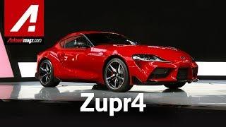 Download Toyota GR Supra 2020 Indonesia Video