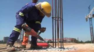 Download Nelson Mandela Children's Hospital Construction Video