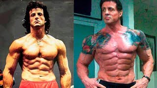 Download Sylvester Stallone - Transformation From 1 To 71 Years Old Video