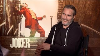 Download JOKER movie interviews - Joaquin Phoenix, Todd Phillips - Gotham City, bullying Video