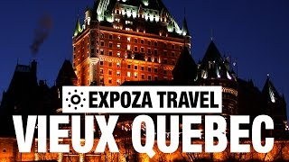 Download Vieux Québec Vacation Travel Video Guide Video