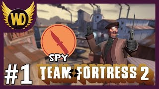 Download Let's Play Team Fortress 2: Spy - Part 1 Video