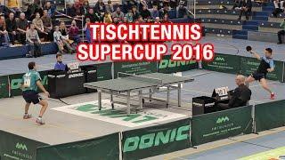 Download Timo Boll vs Wang Xi - Finale Tischtennis Supercup 2016 Münster Video