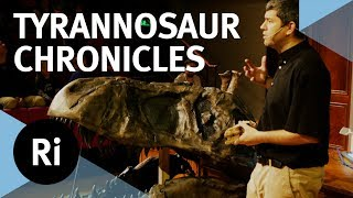 Download How the Tyrannosaurs Ruled the World – with David Hone Video