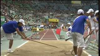 Download Men's Long Jump - World Championships Osaka 2007 Video