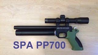 Download SPA PP700 PCP PISTOL Video