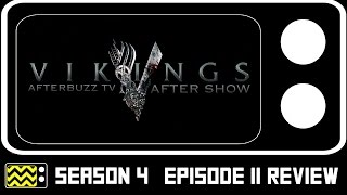Download Vikings Season 4 Episode 11 Review & After Show | AfterBuzz TV Video