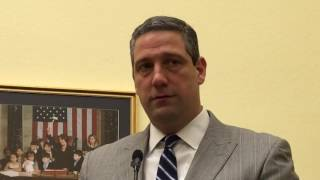 Download Rep. Marcy Kaptur and Rep. Tim Ryan seek restoration of Glass-Steagall Act Video