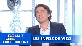 Download Les infos de Vizo du 18/11 - Salut les Terriens Video