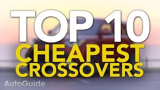 Download Top 10 Cheapest Crossovers | Most Affordable CUVs Video