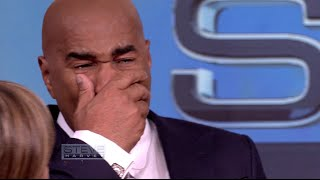 Download Steve Harvey Breaks Down After Seeing His Mama's House Video