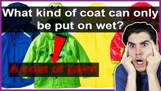 Download Can You Solve These Tricky Riddles!? Video