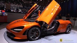 Download 2018 McLaren 720S - Exterior and Interior Walkaround - Debut at 2017 Geneva Motor Show Video