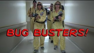 Download Royal Victoria Regional Health Centre Bug Busters! (Ghostbusters Parody) Video