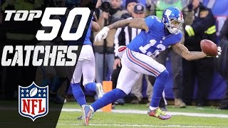 Download Top 50 Catches of the 2016 Season! | NFL Highlights Video