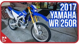 Download 2017 Yamaha WR 250R | First Ride Video