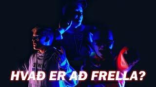 Download 12:00 - HVAÐ ER AÐ FRELLA? ft. einhver fokking nettur rappari Video