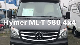 Download Hymer ML-T 580 4x4 - RV Review - Allrad Wohnmobil Test 2018 Video