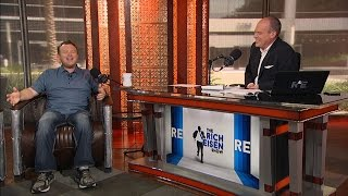 Download Comedian Frank Caliendo visits The Rich Eisen Show - 6/24/16 Video