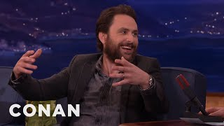 Download Charlie Day Almost Killed Danny DeVito - CONAN on TBS Video