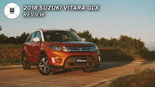 Download 2018 Suzuki Vitara GLX Review: Fashionably Late Video